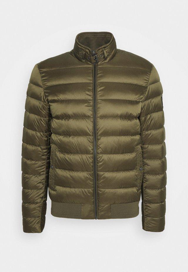 CIRCUIT JACKET - Down jacket - salvia