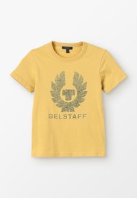 Belstaff - COTELAND 2.0 - T-shirt imprimé - cadmium yellow - 0