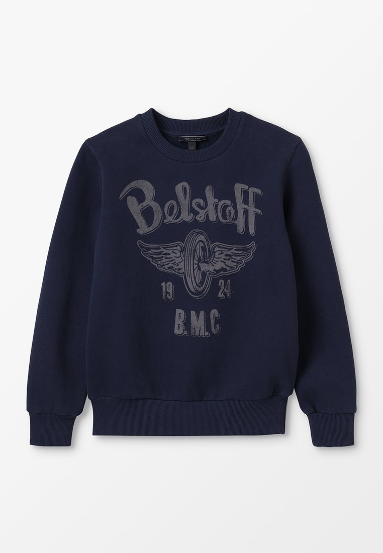 Belstaff - KIDS RILEY BMC - Sweatshirt - navy