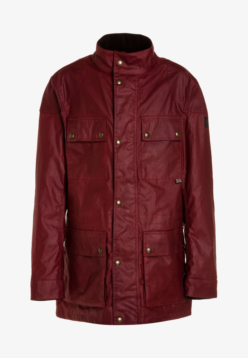 Belstaff - JUNIOR ROADMASTER - Chaqueta de entretiempo - racing red