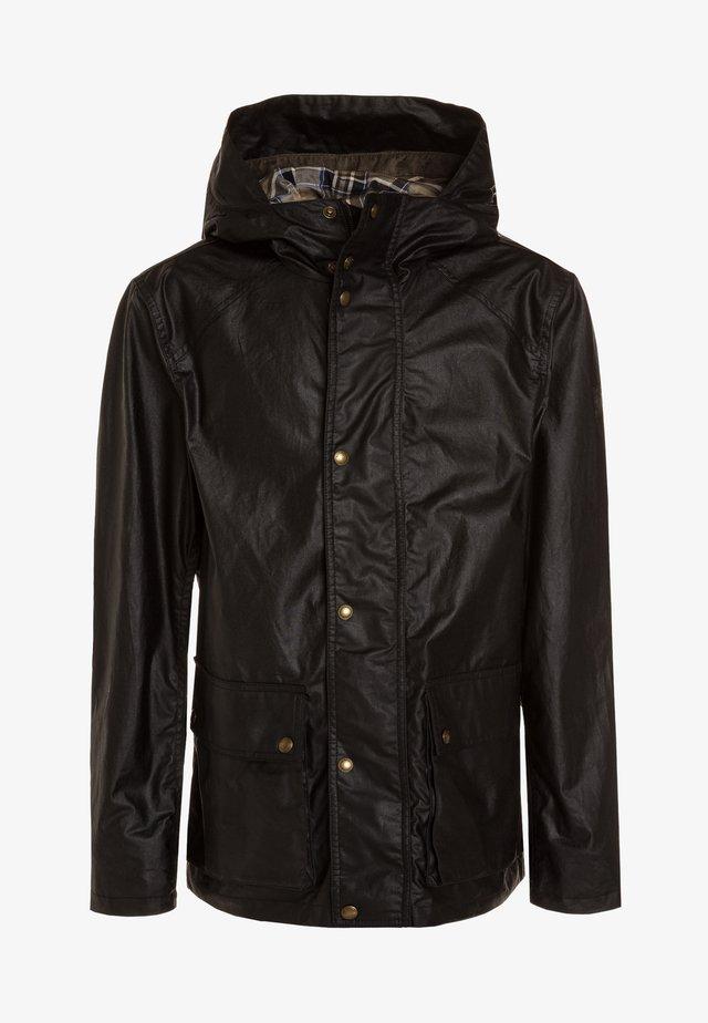 KIDS JUNIOR TOURMASTER - Light jacket - black