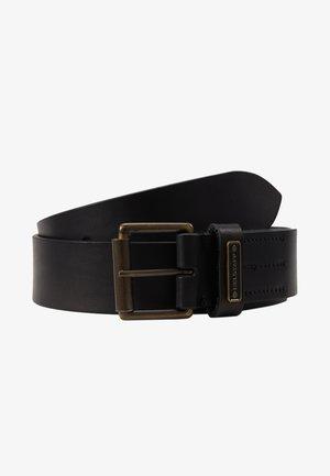 LEDGER BELT - Cinturón - black