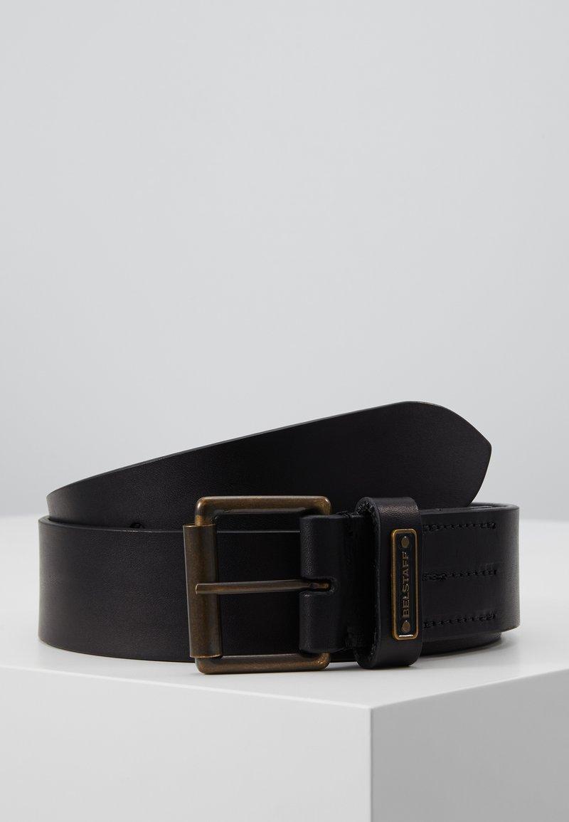 Belstaff - LEDGER BELT - Pásek - black