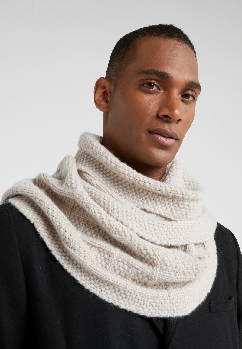 Belstaff - CITY CABLE SCARF - Schal - sand