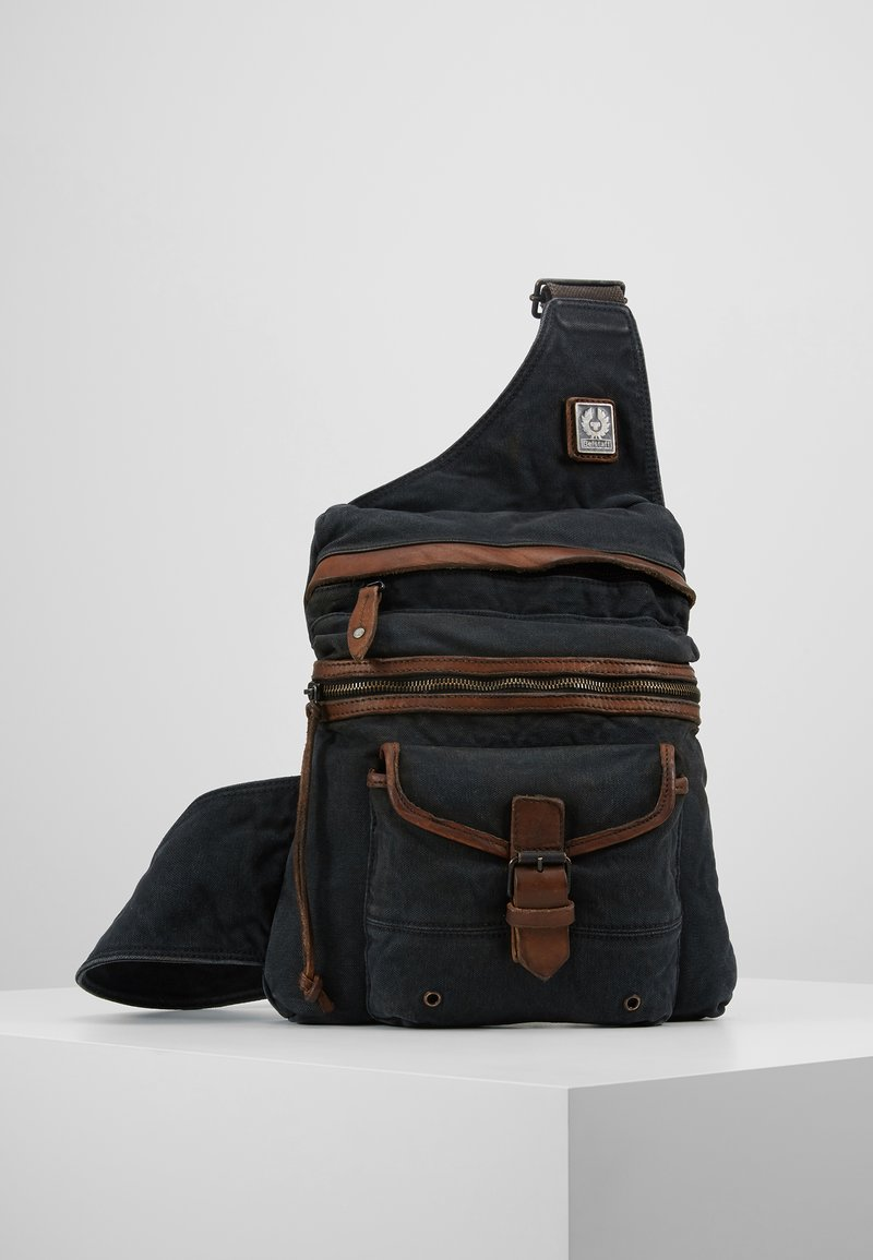 Belstaff - HOLDSTER BAG - Sac bandoulière - true black