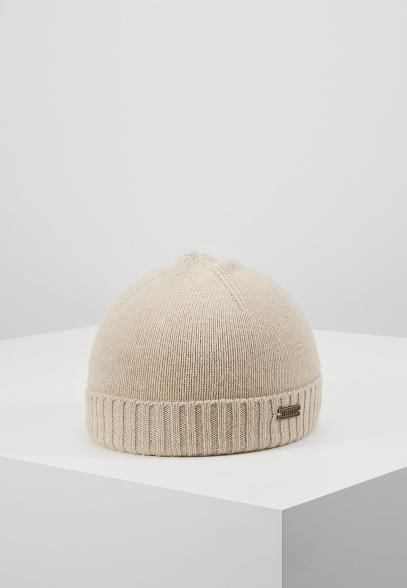 Belstaff - DOCK HAT - Czapka - birch