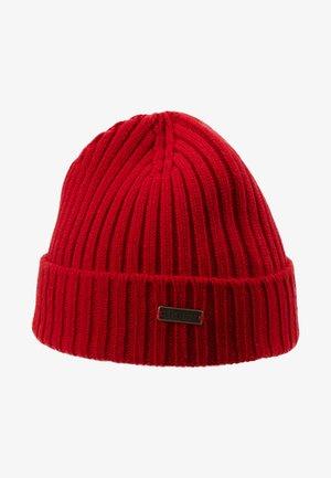 WATCH HAT - Gorro - red