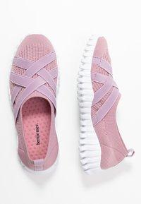 Bernie Mev - DAWA - Nazouvací boty - pink - 3