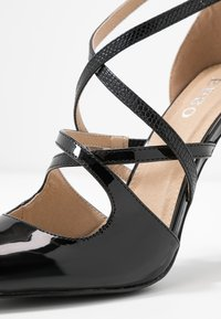 BEBO - FIORELLA - Højhælede pumps - black