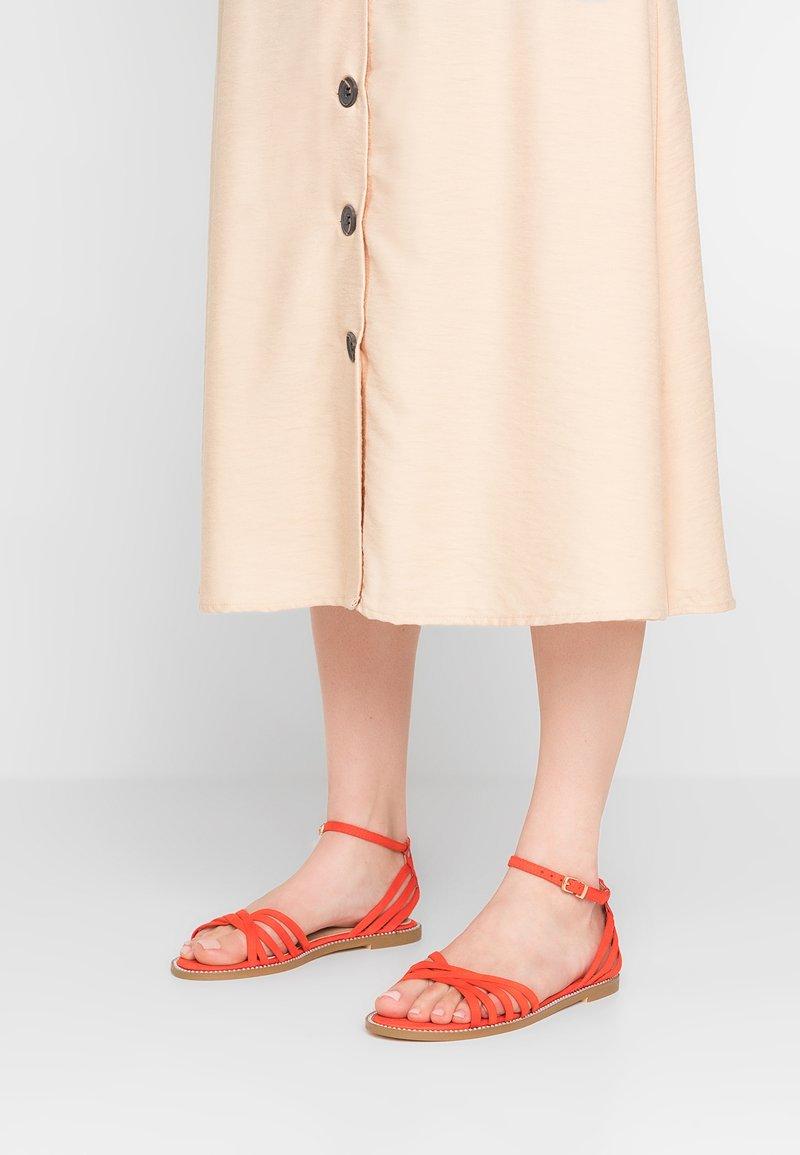 BEBO - SAMARA - Sandals - orange