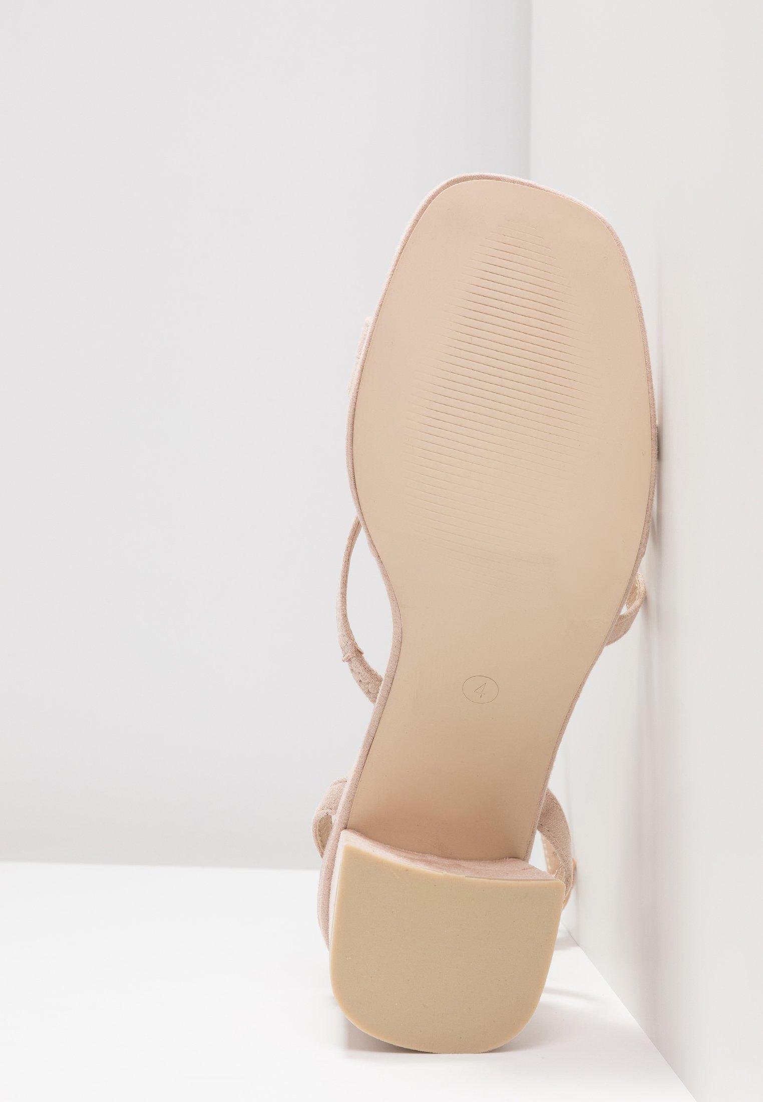 Bebo Clarity - Sandales À Talons Hauts Nude