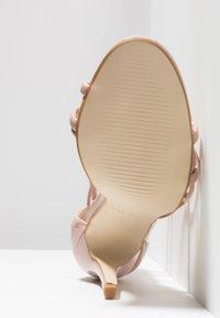 BEBO - MILA - Sandales à talons hauts - nude - 6