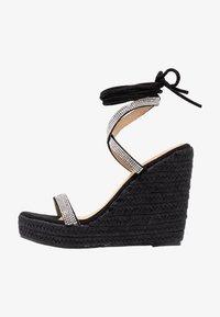 BEBO - DULCIE - High heeled sandals - black - 1