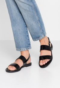 BEBO - ABIGAIL - Sandals - black - 0