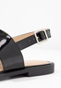 BEBO - ABIGAIL - Sandals - black - 2