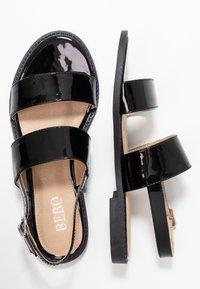 BEBO - ABIGAIL - Sandals - black - 3