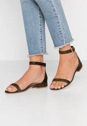 HARPER - Sandals - green