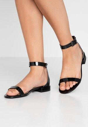 HARPER - Sandalen - black