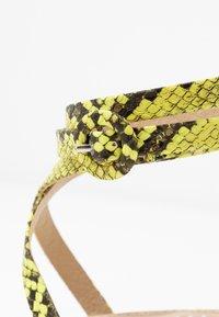 BEBO - GRACE - Sandals - neon - 2
