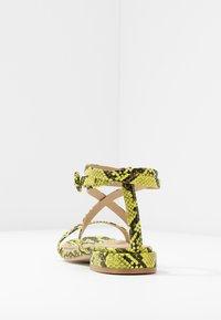 BEBO - GRACE - Sandals - neon - 5