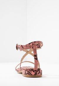 BEBO - GRACE - Sandals - pink - 5