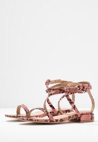 BEBO - GRACE - Sandals - pink - 4