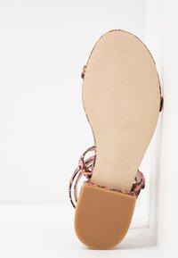 BEBO - GRACE - Sandals - pink - 6