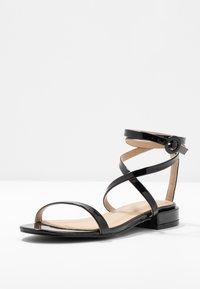 BEBO - GRACE - Sandals - black - 4