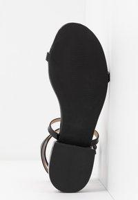 BEBO - GRACE - Sandals - black - 6