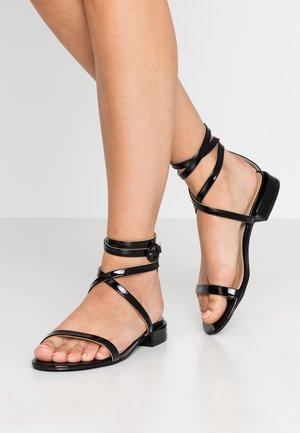 GRACE - Sandals - black