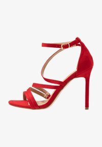BEBO - OSSIAN - High heeled sandals - red - 1