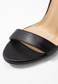 BEBO - Sandały na obcasie - black - 2