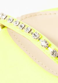 BEBO - SOPHINA - High heeled sandals - neon green - 2