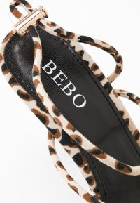 BEBO - ZION - High heeled sandals - brown - 2