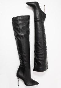 BEBO - ENSLEY - High heeled boots - black - 3