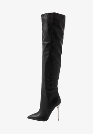 ENSLEY - High Heel Stiefel - black
