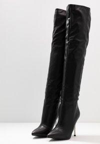BEBO - ENSLEY - High heeled boots - black - 4
