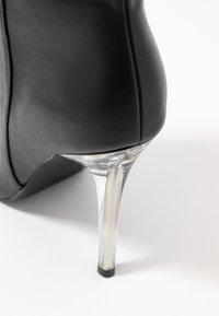 BEBO - ENSLEY - High heeled boots - black - 2