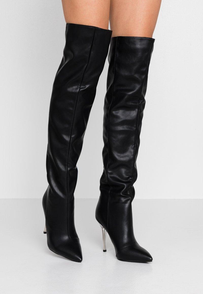 BEBO - ENSLEY - High heeled boots - black