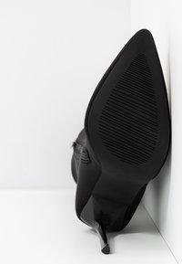 BEBO - RAFIA - High heeled boots - black - 6