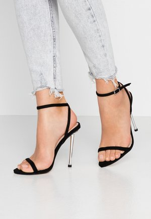 AIVY - High heeled sandals - black