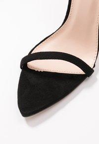 BEBO - AIVY - High heeled sandals - black - 2