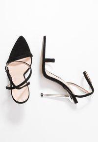 BEBO - AIVY - High heeled sandals - black - 3