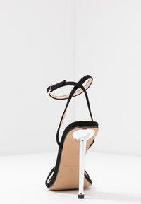BEBO - AIVY - High heeled sandals - black - 5