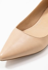 BEBO - LEON - Ankle strap ballet pumps - nude - 2