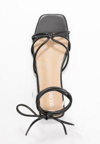 BEBO - HIBA - Sandales - black - 3