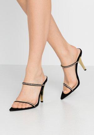 HELENA - Sandaler - black