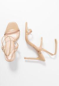 BEBO - Sandaletter - nude - 3