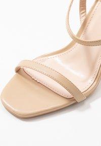 BEBO - Sandaletter - nude - 2