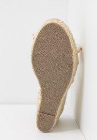 BEBO - RIAN - Sandaler med høye hæler - nude - 6